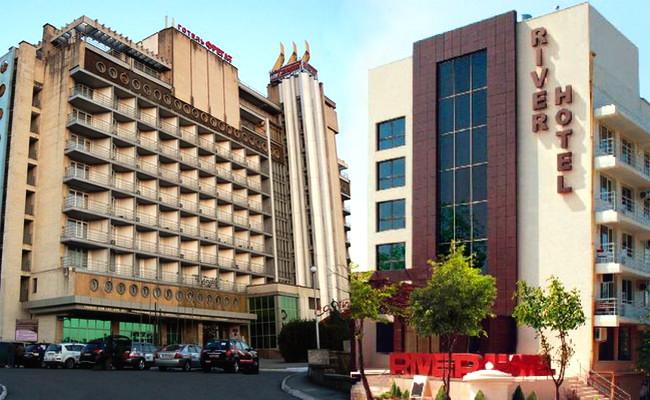 гостиницы Херсона и Николаева
