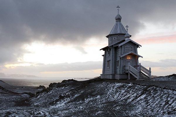 Церковь Святой Троицы (Антарктида)