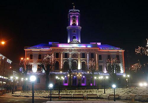 Черновцы: Ратуша