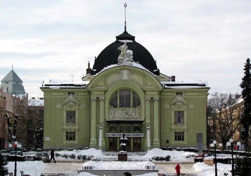 Черновцы: Музыкально-драматический театр