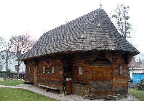 Николаевская церковь в Черновцах