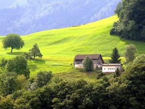 сельский зеленый туризм в Украине