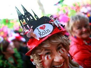карнавал в Кёльне