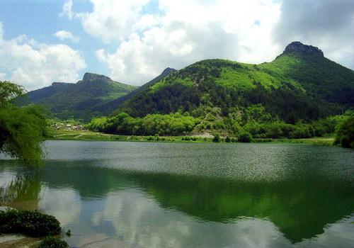 Плато горы Баба-Даг