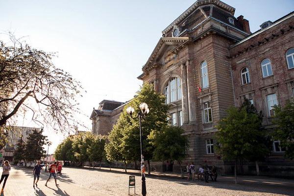 Здание городского (жупного) суда