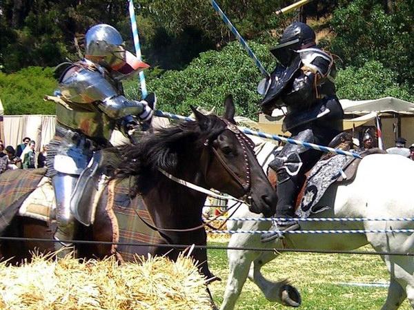 Фестиваль исторической реконструкции «Средневековый Хотин»