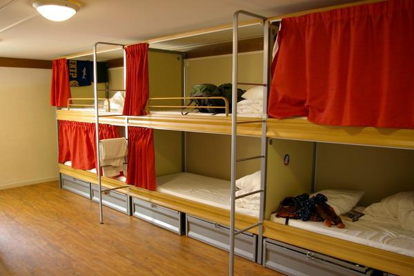 дормиторий - комната в хостеле