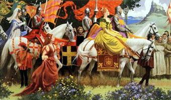 досуг в средневековье
