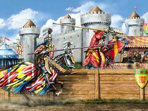 средневековый турнир