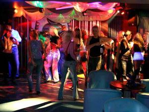 развлечения в ночном клубе
