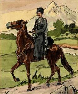 Терско-гребенское казачество