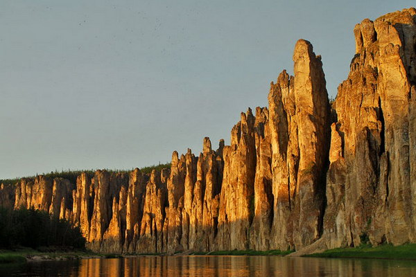 Ленские столбы, Республика Саха