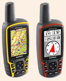 портативные GPS-навигаторы