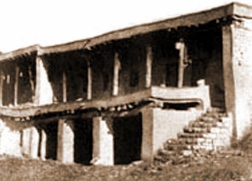 Традиционный кумыкский дом в с. Маджалис