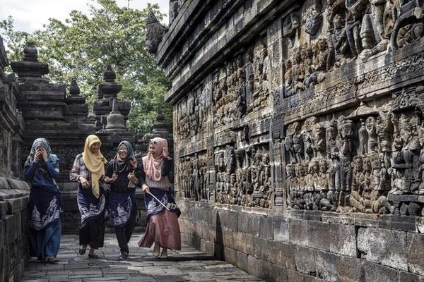 Халяль-туризм, Индонезия