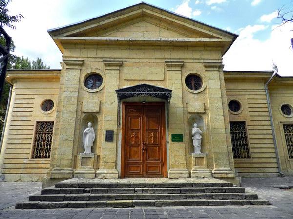 Свято-Екатеринский собор в Херсоне