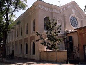 Главная синагога Одессы
