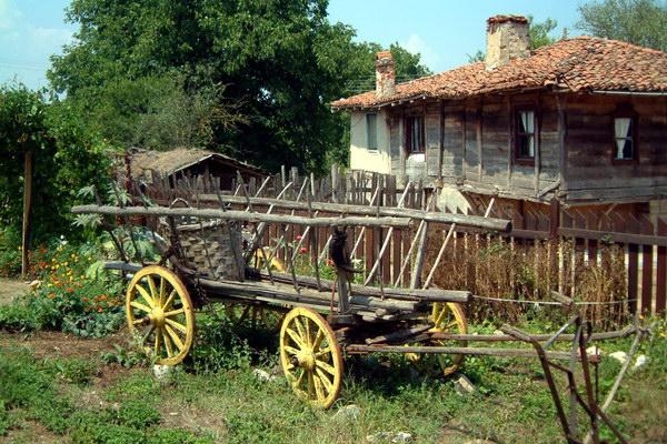 Сельский туризм в Илиндене