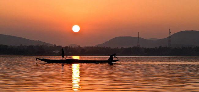 озеро Чилика