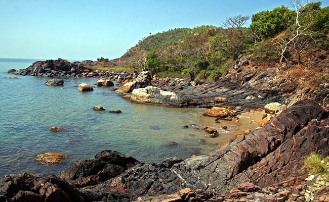 пляжи в районе Гокарна
