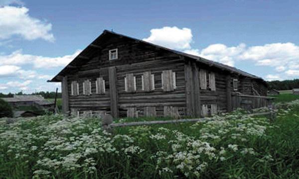 Деревня Кулой, Архангельская область