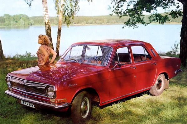автомобильный туризм в СССР
