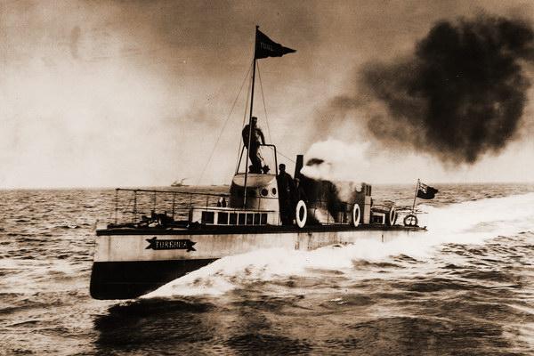 Развитие туристической отрасли стало стремительным после изобретения пароходов