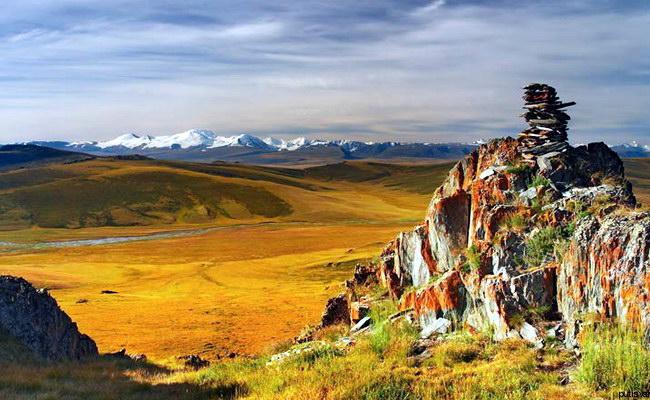 плато Укок