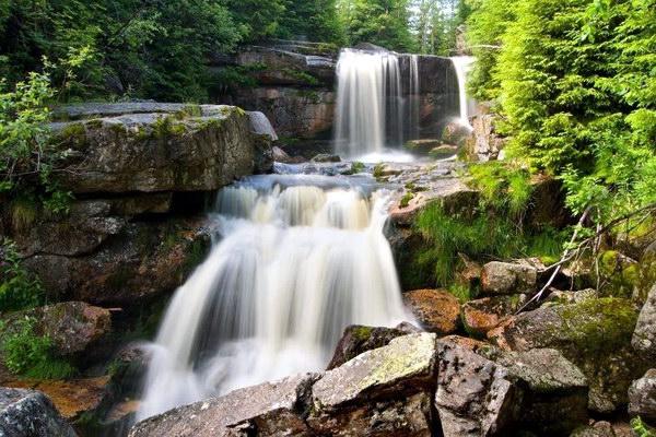 Водопад Jedlová