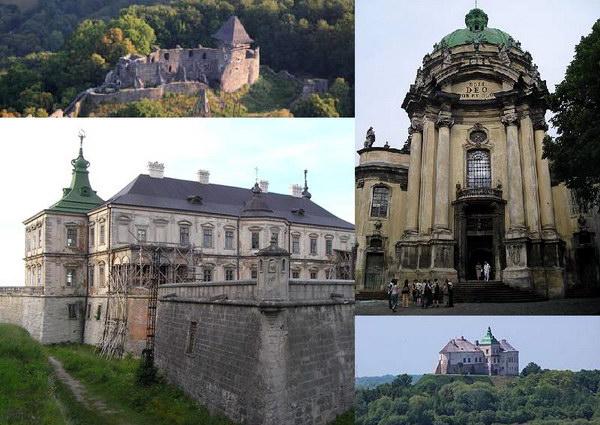 Мистика Западной Украины - это прежде всего замки и соборы