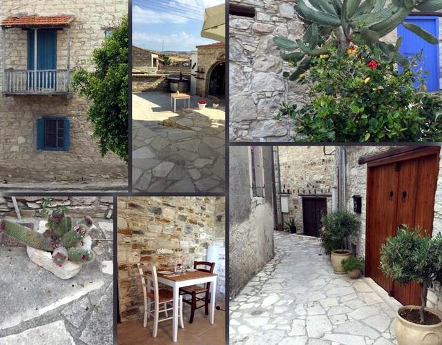 сельский туризм на Кипре