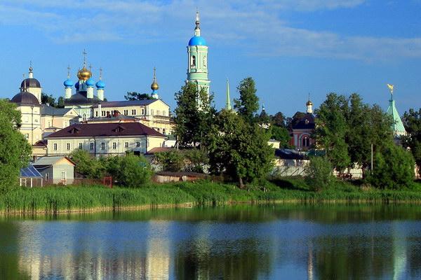 Свято-Введенский ставропигиальный мужской монастырь Оптина Пустынь