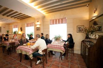 ресторан домашней итальянской кухни Da Cesca