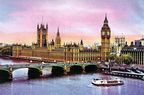Лондон: необходимый минимум