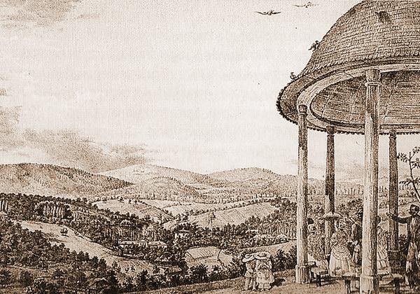 Трускавец. Вид с востока