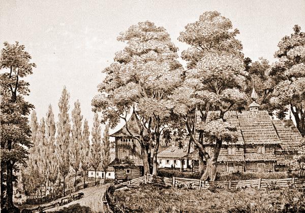 Трускавец. Русская церковь