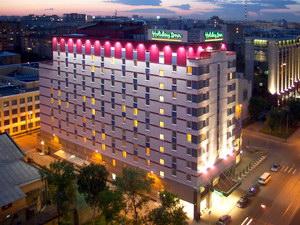 развитие гостиничных предприятий в России