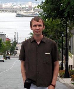 Сергей Козлов в Хакодате