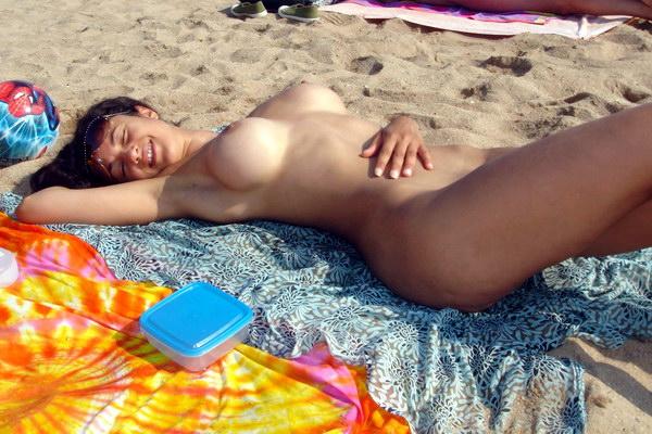 эротика фото пляжей