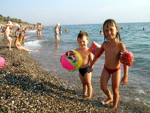 детский оздоровительный туризм в Украине