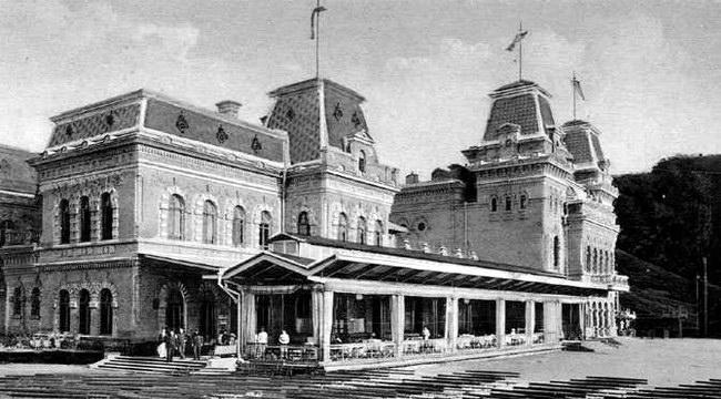 Кисловодск, Курзал (филармония)