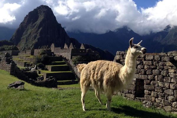 Мачу Пикчу - город древних инков