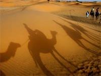 Марокко. Два шага в страну