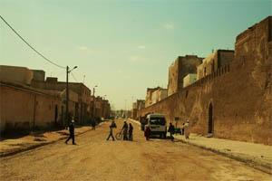 Марокко, улица