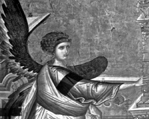 Фреска. Византия, первая четверть XIV в.