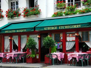 ресторан в Европе