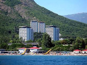 санаторно-курортная отрасль Крыма