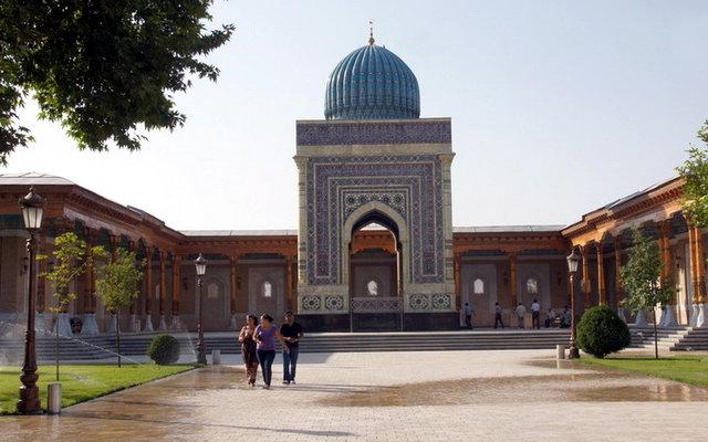 Мемориальный комплекс Имам-аль Бухари