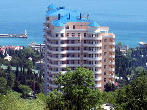 курортная недвижимость в Крыму