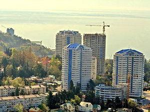перспективы развития курортной недвижимости в Сочи
